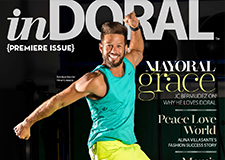 inDoral Cover Story: Peace Love World