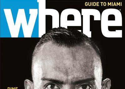 Where magazine. Surfside guide